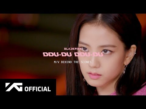 "BlackPink- ""DDU-DU-DDU-DU"" mv making film"