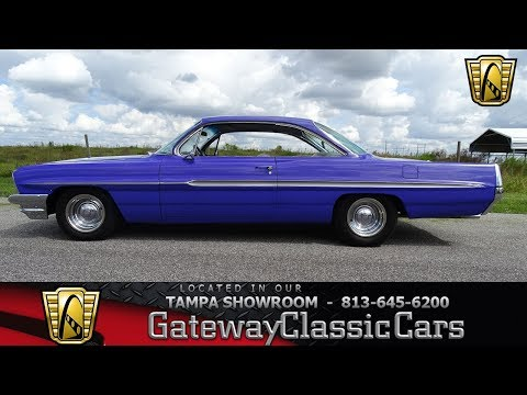 1961 Pontiac Laurentian for Sale - CC-1031676