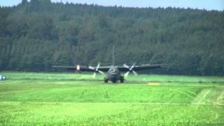 preview picture of video 'Tannkosh 2011 - Flugplatz Tannheim - Willkommen'