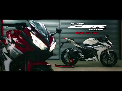 All New Honda CBR150R 2016 TVC & Profile - Launching in Indonesia 14 Feb 2016