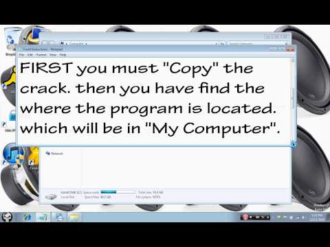How To Use Crack File Of Any Software
