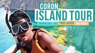 Barracuda Lake, Philippines