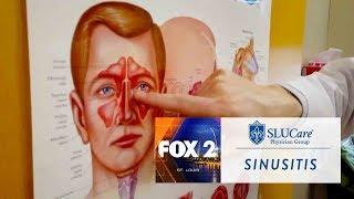 Seasonal Allergies Or Sinusitis? - SLUCare Health Watch