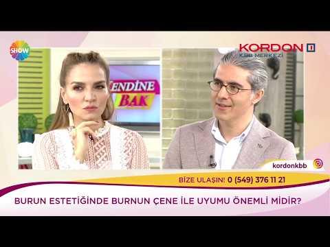 Can Ercan - Burun Estetiği Ve Çene Yapısı - Show Tv Kendine İyi Bak