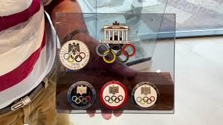 Expositie Olympische Spelen 1936 in Het Klavier