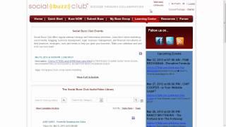 Social Buzz Club Community Blog Sharing Review