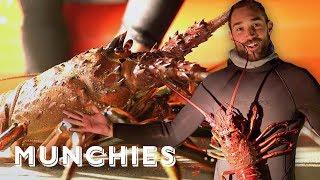 MUNCHIES Presents: Lobster Luke