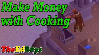 OSRS Make Money with Cooking | Cooking Money Making Guide