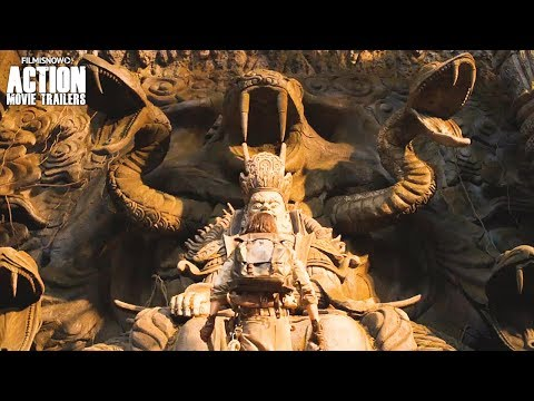 MOJIN: THE WORM VALLEY (2019) Trailer - Mystical action-adventure Movie