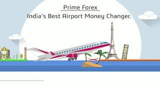Currency Exchange in Chennai Airport  I Prime Forex I India's Best Airport Money Changer