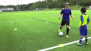 Ballführung, Übersteiger und zurückziehen