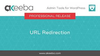 Watch a video on URL redirection [02:28]