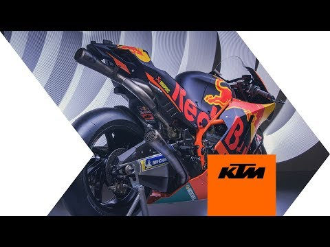 Official Red Bull KTM Factory Racing MotoGP Team Presentation 2019 | KTM