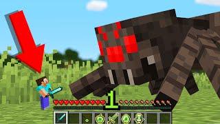 Minecraft but XP = SIZE...