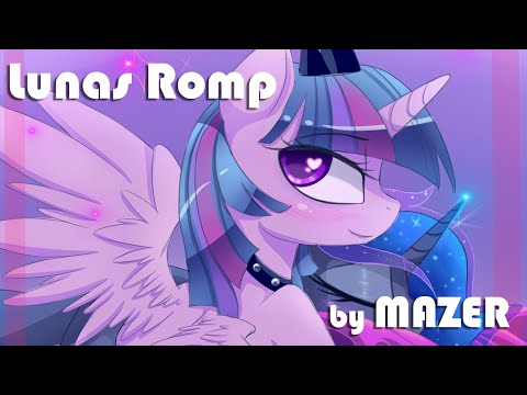 Luna's Romp by Mazer [MLP Fanfic Reading] (Comedy)