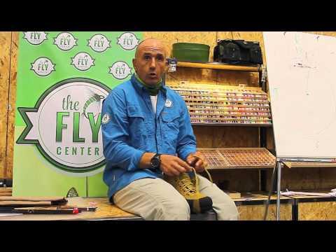 Truco de Pablo Castro Pinos para atarse las botas de vadeo | Escuela The FlyCenter