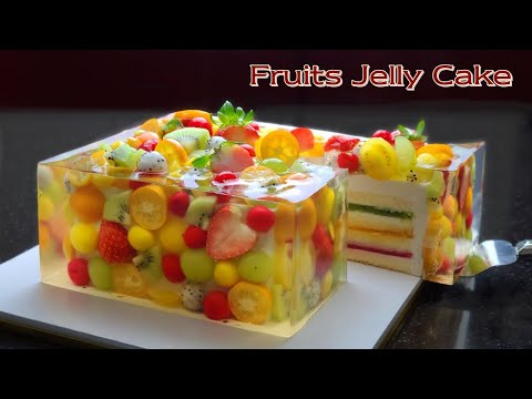 How to Make This Incredible Fruit Jelly Cheesecake