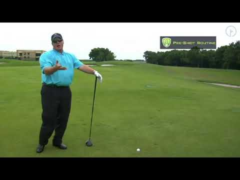 Driver Series: Importance of a Pre-Shot Routine
