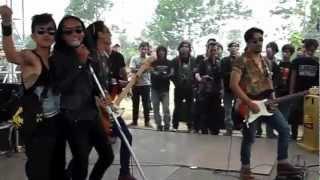 Anak Mamih - Benalu (slank cover) Anniversary #8th PSJB.wmv