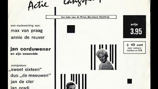 Actie LP m.m.v. Annie de Reuver & Max van Praag (1958)