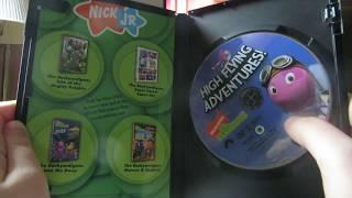 The Backyardigans- My Backyardigans Dvd Collection Part 2