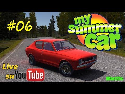 My Summer Car #06 Completiamo la macchina
