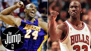 Scottie Pippen: There's no way Michael Jordan could outshoot Kobe Bryant | The Jump | ESPN - Video Youtube