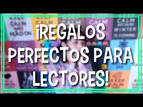 ¡¡10 REGALOS PARA LECTORES!!