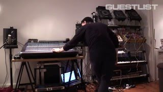 GUESTLIST. Exclusive Ansome Live Analogue Session
