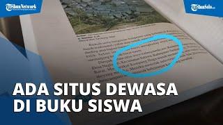 Begini Klarifikasi Penerbit soal Situs Dewasa yang Ditulis di Buku Pelajaran Sosiologi SMA di Klaten