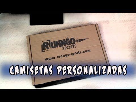 Unboxing camisetas personalizadas para correr | Running