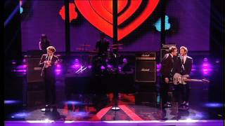 McFly perform Love is Easy on The Voice Live Show 4