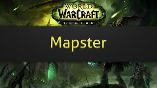 Mapster (WoW map addon)