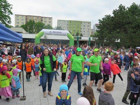 Svetový deň výziev na kolesách proti rakovine v Lamači