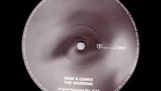 Rom & Comix - The Warning