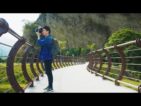 行旅六龜看見山城小林賢伍系列影片 (10分鐘)