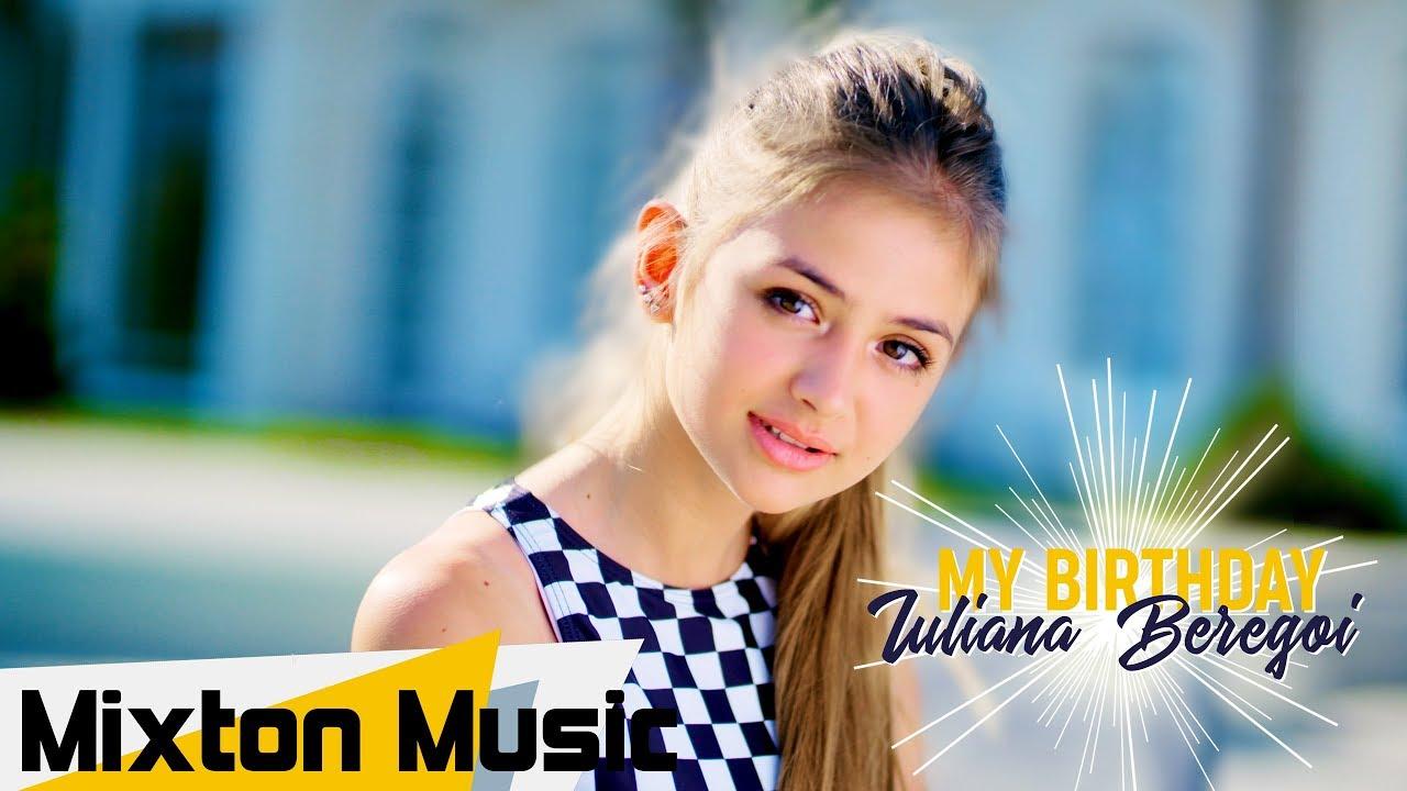Iuliana Beregoi — My Birthday