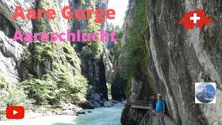 Aare Gorge Switzerland