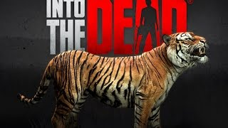 INTO THE DEAD SABRE TIGER Gameplay Android / iOS