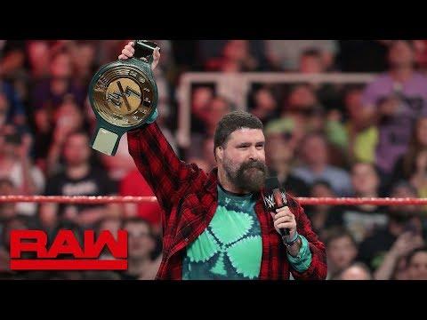 Mick Foley debuts the 24/7 Championship: Raw, May 20, 2019