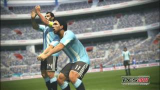 Picture of a game: Pro Evolution Soccer 2011