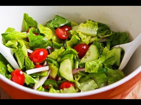 """Vegetable Salad Recipe ""Healthy Dishes"" ""Vegetarian Recipes"" [ASMR]"