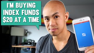 How To Start Buying Index Funds With 20 Bucks - Robinhood & SoFi Invest