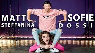 CON CALMA - Daddy Yankee Dance | Matt Steffanina & Sofie Dossi