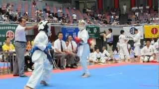 Бой Ануфриева в Японии