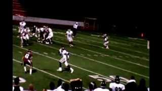 Concord University Spring Football Game 2012