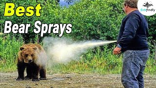 Best Bear Sprays In 2020 – Excellent & Exclusive Products!