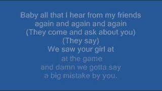 How do you sleep-Jesse McCartney Ft. Ludacris (lyrics)