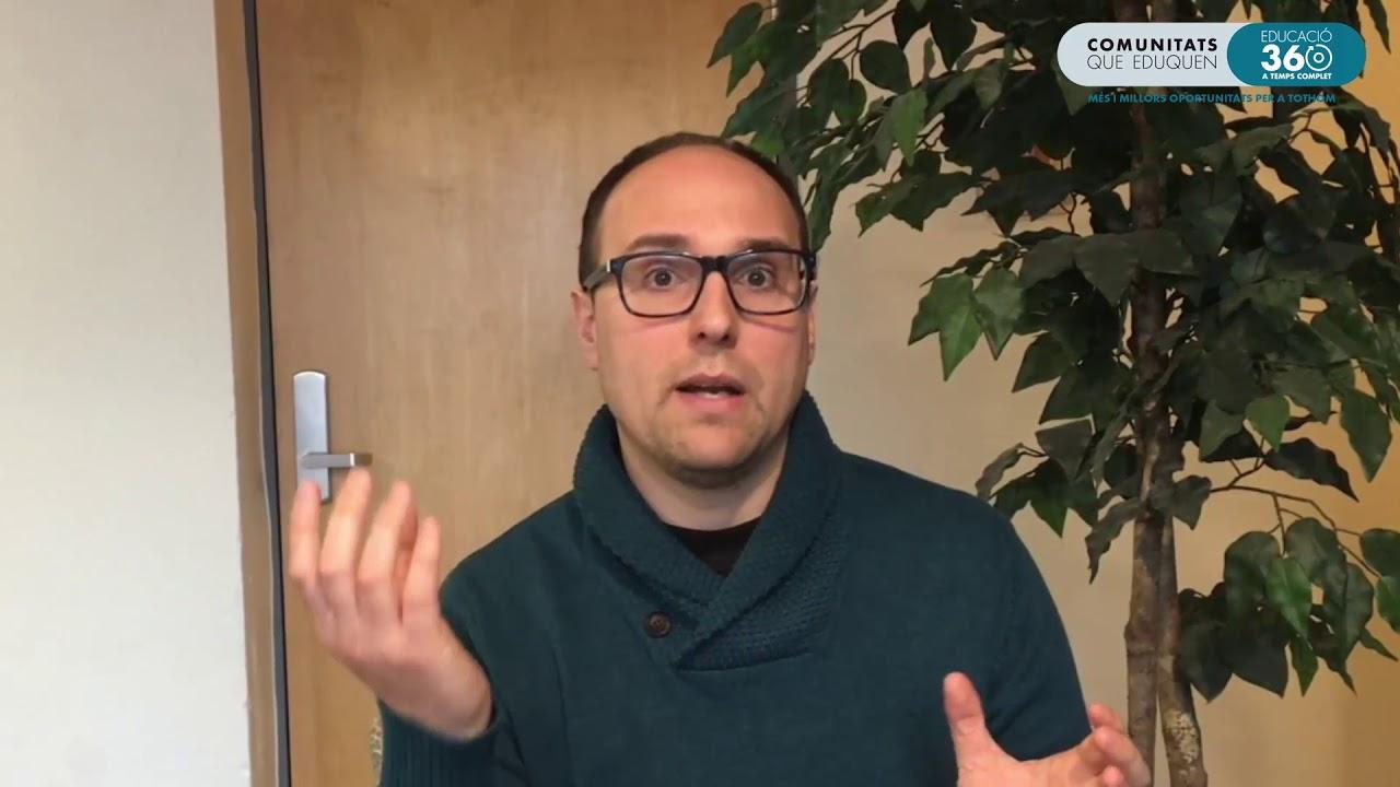 Projectes Educatius Comunitaris: la innovació col·laborativa (Jordi Díaz)