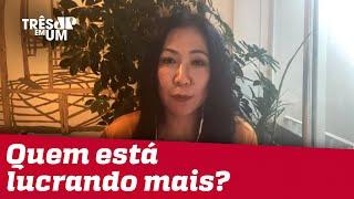 Thaís: PF diz que há blogueiros espertinhos ganhando dinheiro com ajuda de funcionários do Planalto